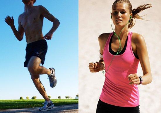 Бег для похудения: как и сколько нужно бегать, чтобы похудеть.