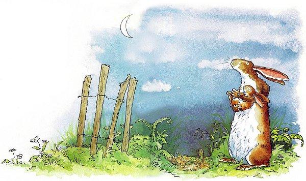 Сказка на ночь для ребенка - я очень тебя люблю