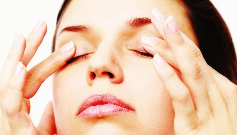 Как сделать глаза больше с помощью упражнений